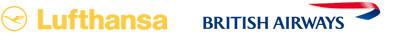 Airline Logos Großbritannien