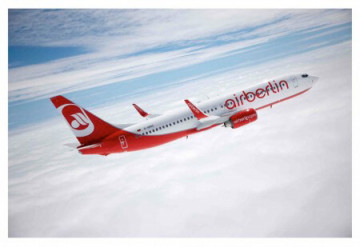 Boing 737-800 ©airberlin