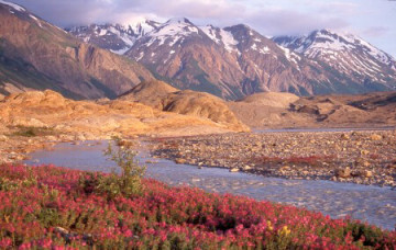 Kluane Nationalpark im Yukon