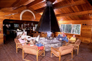 Brooks Lodge im Katmai National Park, Alaska