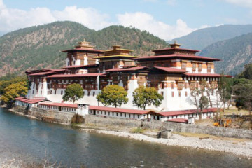 Punakha Dzong Kloster