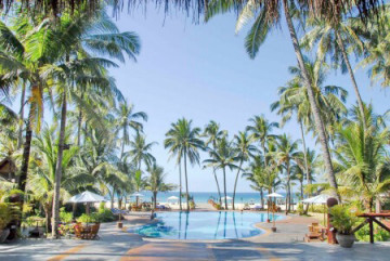 Myanmar Treasure Resort in Ngwe Saung