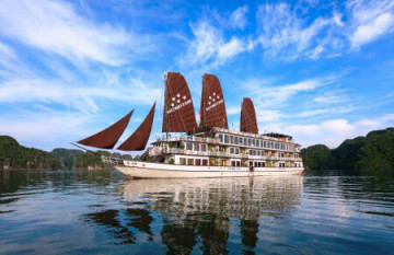 Victory Star Cruises 6 ©Bay Tho Cruises
