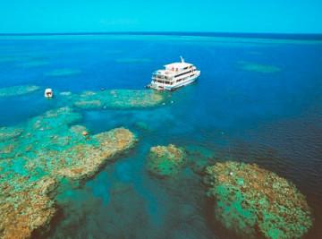 Australien Urlaub auf der Coral Princess auf Lizard Island