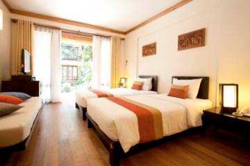 Baan Talay Dao Resort, Hua Hin, Cha Am
