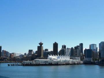 Kreuzfahrtterminal am Hafen von Vancouver ©Meso Reisen by TL