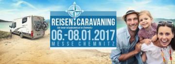 Messe Chemnitz - Reisen und Caravaning 2017