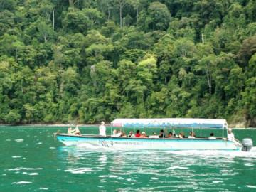 Bootstour auf dem Golfo Dulce ©LatinConnect