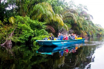 Bootstour Tortuguero Nationalpark @Latinconnect