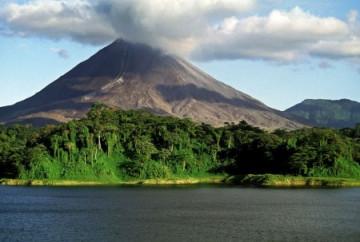 Vulkan Arenal bei La Fortuna ©ICT