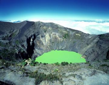 Vulkan Irazu ©ICT