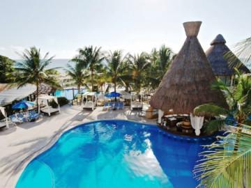 The Reef Playacar Resort, Playa del Carmen