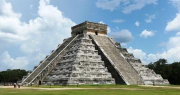 Maya-Staette-Chichen-Itza