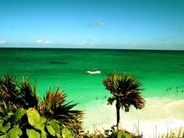 Cancun auf der Halbinsel Yucatan