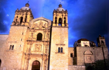 Kloster Santo Domingo in Oaxaca