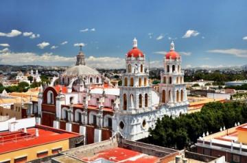 Puebla de los Ángeles in Mexiko