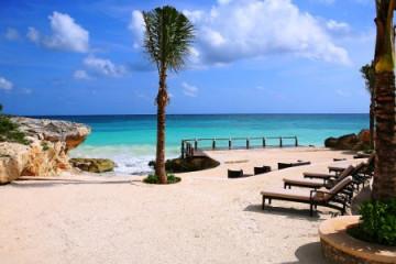 Riviera Maya auf der Halbinsel Yucatan