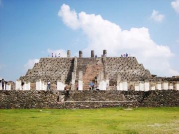 Mexiko Reisetipps - Tula Quetzalcoatl Tempel