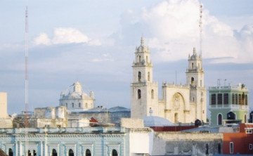 Merida - die Weiße Stadt auf der Halbinsel Yucatan