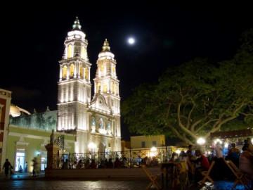 Kolonialstadt Campeche