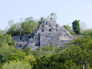 Maya-Stätte Calakmul