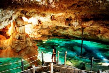 Cenote Dzitnup