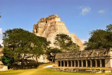 Maya-Stätte Uxmal