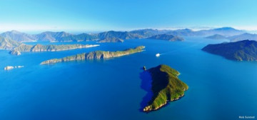 Marlborough Sounds ©TNZ by Rob Suisted