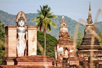 Thailand, Sukhotai ©Royal Silk Holidays