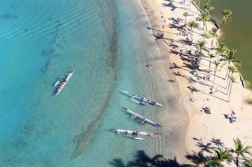 Waikoloa Beach, Kohala auf Big Island Hawaii ©BIVB by Kirk Lee Aeder