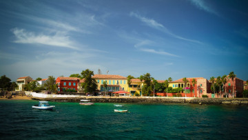Senegal Reise - Goree Island