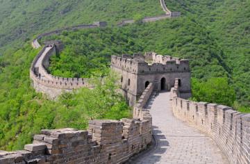 Reise China: Chinesische Mauer