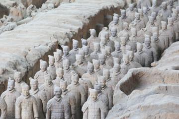 Reise China: Terrakotta Armee