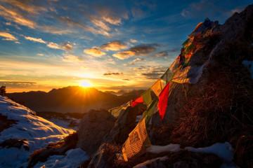 China Reise: Tibet