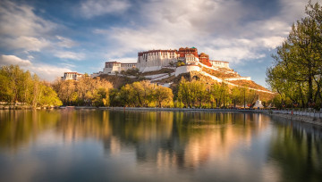 Reise China: Tibet - Potala Palace