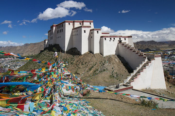 Reise China: Tibet - Shigatse