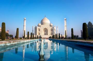 Reise Indien: Taj Mahal