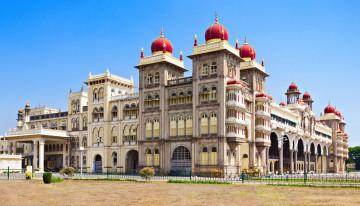 Indien Reise: Mysore Palace