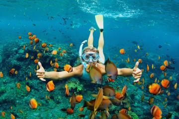 Bali Reise - tauchen & schnorcheln