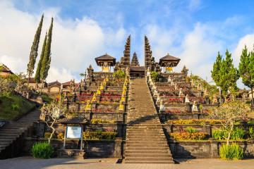 Indonesien Reise: Pura Besakih Tempel