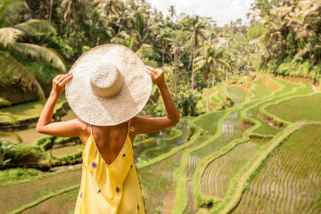 Reise Indonesien: Bali