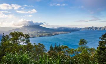 Indonesien Reise: Vulkan Batur - Bali