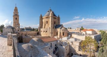 Israel Reise - Jerusalem