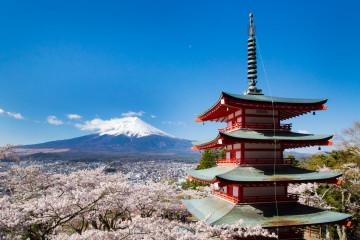 Japan Reise: Arakurayama Sengen Park
