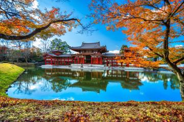 Japan Reise: Tempel Byôdô
