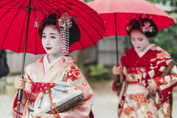 Japan Reise: Geisha