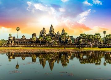 Reise Kambodscha: Angkor Wat