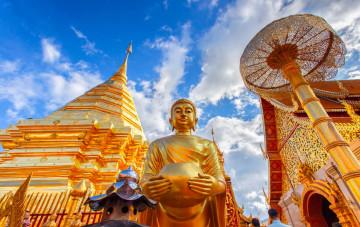 Laos Thailand Rundreise Tempel