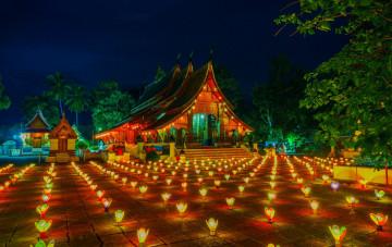 Laos Thailand Reise Fernreise
