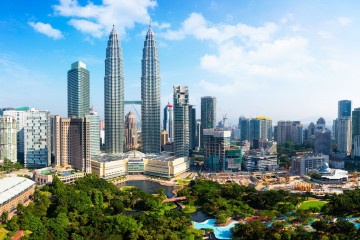 Reise Malaysia: Kuala Lumpur City